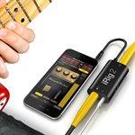 interface de guitare portatif pour telephone intelligent