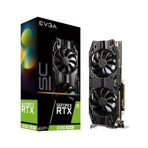 Carte vidéo EVGA GeForce RTX 2060 Super SC Ultra 8G