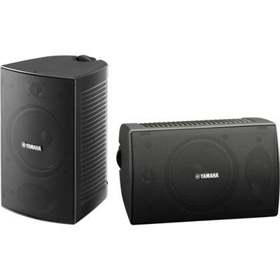 Yamaha NSAW294 Paire de haut-parleurs noirs d'extérieur