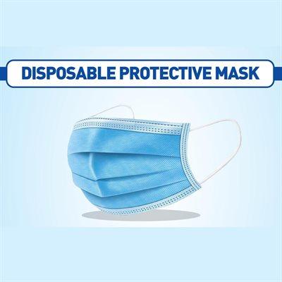 masque de protection jetable 50pcs (mask-50)