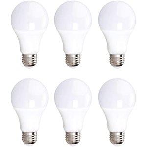 ampoule DEL 9.5w / 5000k / 8000l graduelle 6mcx (1-40012)