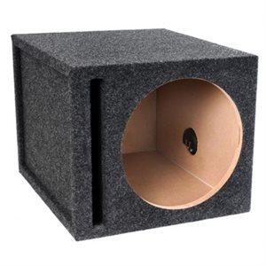 12SQV - Caisson ventilé simple 12po 1,6pi3