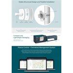 Repeteur Wi-fi Tp-link 5GHz AC 867Mbps 23dBi