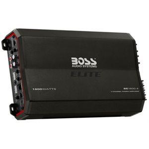 amplificateur 1600 watts class a / b 4 cannaux (be1600.4)
