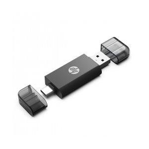 adapteur USB A 3.1 vers USB C avec lecteur de carte sd / tf(dh